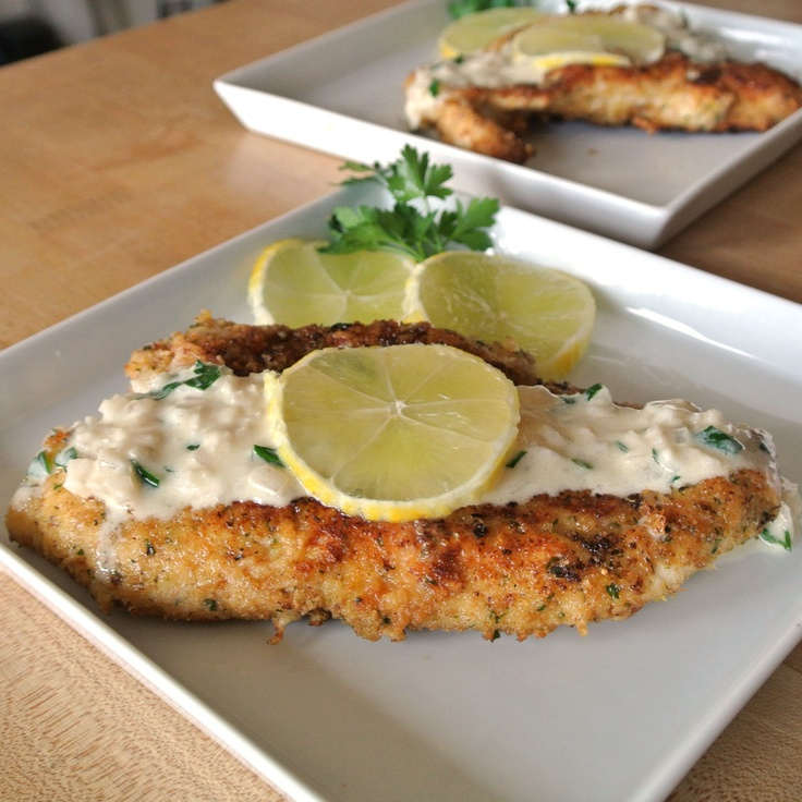 Gourmet Cooking For Two: Chicken Milanese