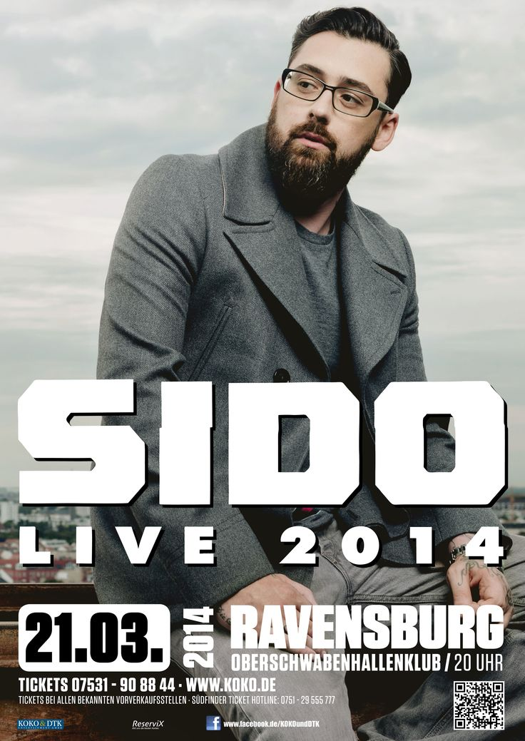 #Sido #Maske #Live2014 #Ravensburg #OberschwabenKlub #Oberschwabenhalle #Konzert #Musik #Rapper #Berlin