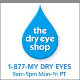 The Dry Eye Shop list of products