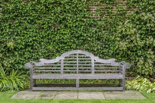 Thakeham bench. Edwin Lutyens,