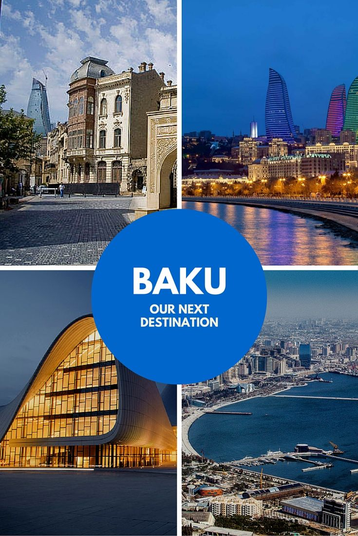 Baku - capitol of Azerbaijan - dynamically developing town at the crossover between European and Oriental culture is going to be next destination of Whaletone!