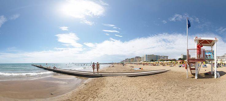 Le spiagge del Veneto - Mare - Promozione turistica del Veneto
