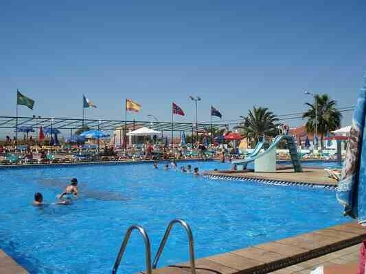 La Marina pay n play pool complex. With restaurant & evening Entertainment.  Facebook/Low Cost Alicante Holiday Self Catering