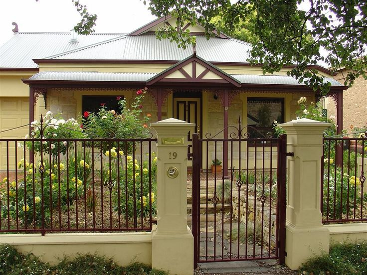 Fences Inspiration - Hindmarsh Fencing & Wrought Iron Security Doors - hipages.com.au