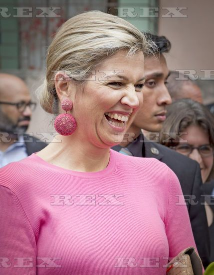 Queen Maxima attends Donar Meeting, Dhaka, Bangladesh - 16 Nov 2015 Queen Maxima of The Netherlands 16 Nov 2015