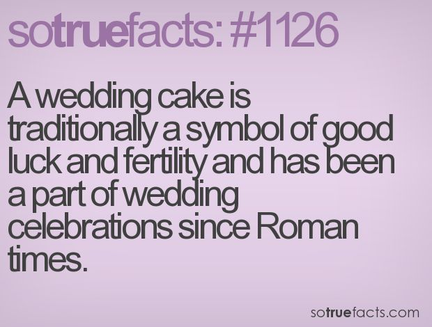 symbolism of the wedding cake in roman times 1000 ideas about luck symbols on four 20730