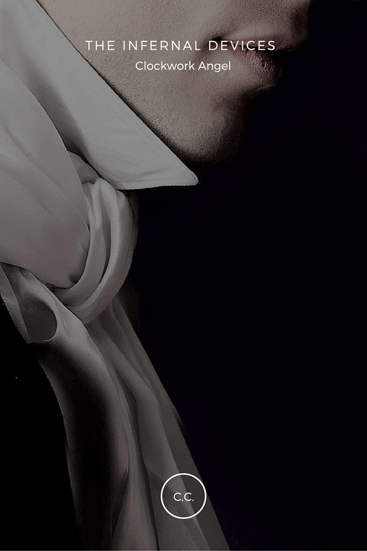 Find This Pin And More On The Infernal Devices Alternative Book Covers: Clockwork  Angel