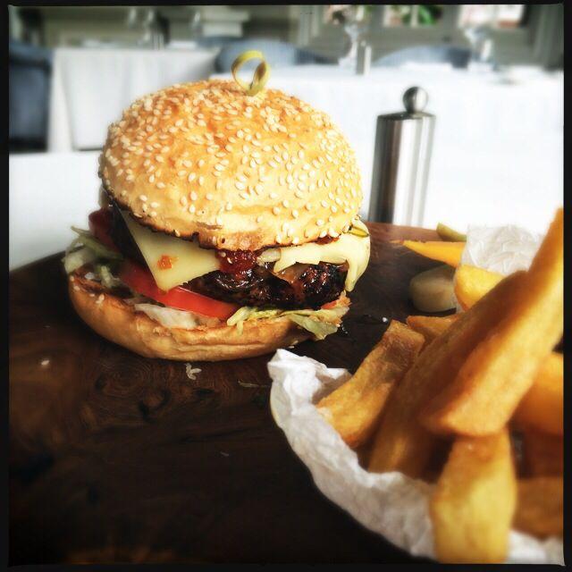 Burger 100 % grass fed