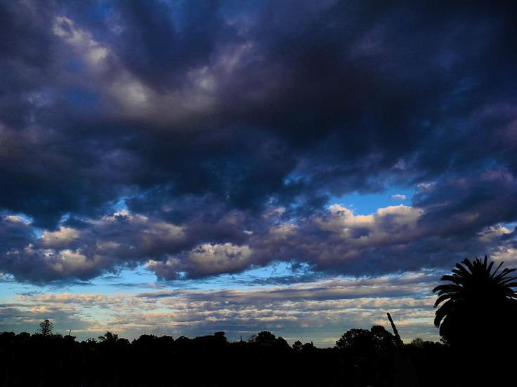 Gathering Storm Photograph