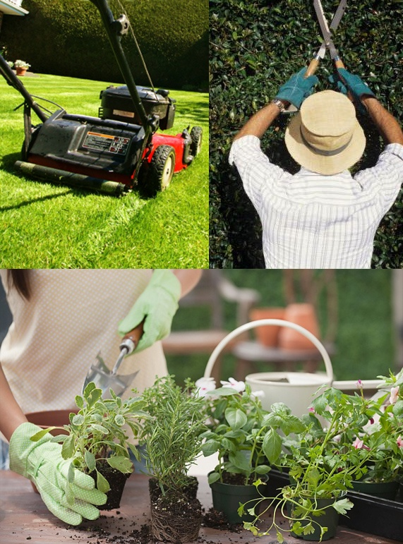 37 best cosas para guardar images on pinterest pamplona - Cosas para el jardin ...
