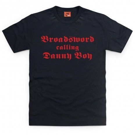 Inspired By Where Eagles Dare T Shirt - Broadsword