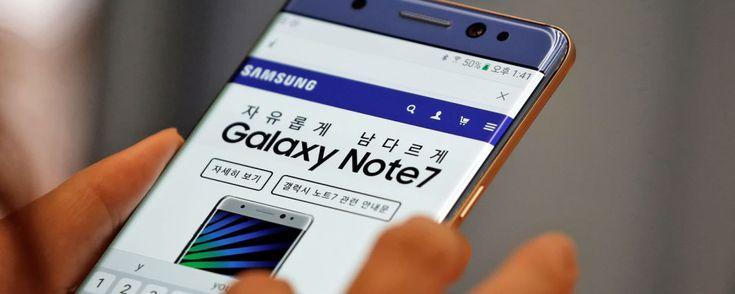 Duro a morire Galaxy Note 7 torna in vendita il 7/7/17