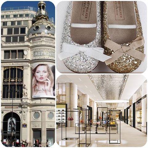 #BABYWALKER in Printemps Paris Department STORES  #kidsshoes #babyshoes #shoes #balarinas #loafers #moccasins #babyclothing
