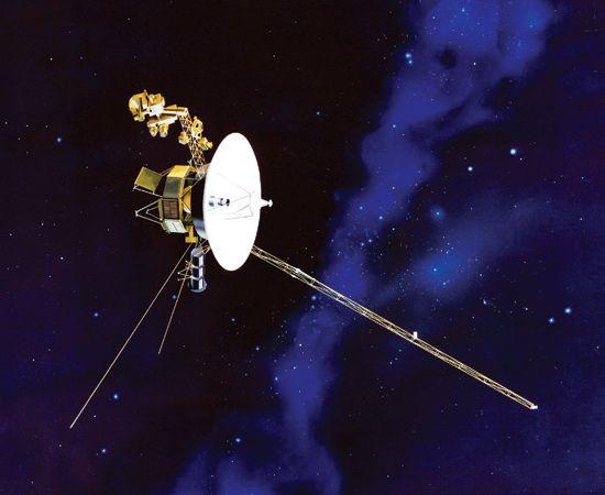 Laporan Penelitian: Voyager Sudah di Antar Bintang