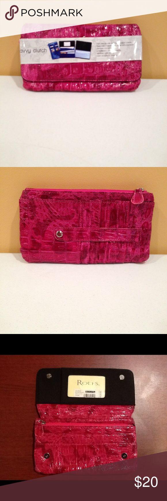 ROLF Wallet Wallet, Savy Clutch Bags Wallets
