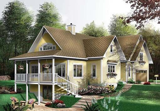 pin by rachel french on inspiration for our farm house Front Walkout Basement Ranch House Plans Small Ranch House Plans with Basement