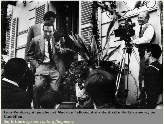 Lino Ventura 1963 les Tontons flingueurs...
