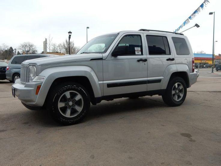 2008 Jeep Liberty Sport  #VantageAutos #Denver #CO #Colorado #UsedCars #Dealership #Financing #Cars #Trucks #SUVs