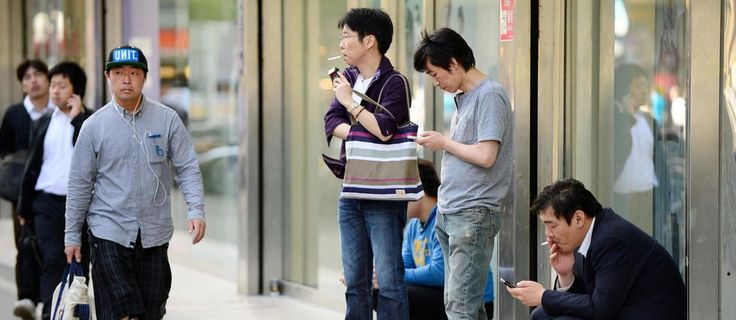 #Japon : non-fumeurs ? Moins de labeur ! - Yahoo Actualités: Yahoo Actualités Japon : non-fumeurs ? Moins de labeur ! Yahoo Actualités Les…