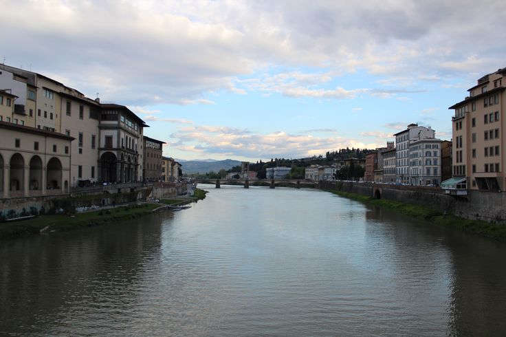 Puente Vecchio, Florencia-Italia