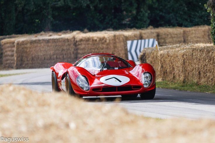 Ferrari P3/4  Goodwood: Festival of Speed