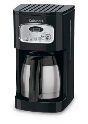 Cuisinart  10-Cup Thermal Coffee Maker - Dcc1150bk - Black - One Size