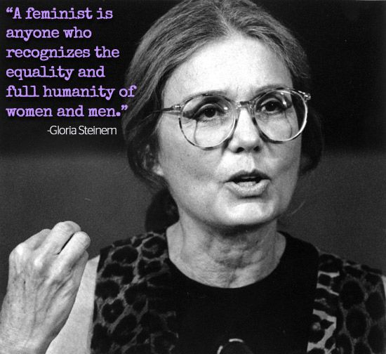4 Gloria Steinem Quotes to Keep in Mind Every Day