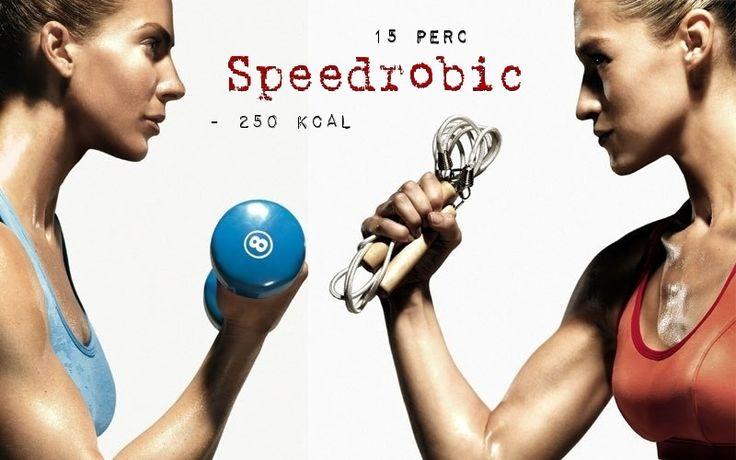 *** Ugráld magad karcsúra! SPEEDROBIC *** Ugrálókötéllel kitűnő fitnesz edzés akár otthon, utazáskor & nyaraláson. *** Iktass be pár percet  Az ugrálóköteles mozgás örömöt ad és 250 kalóriát éget el 15 perc alatt.