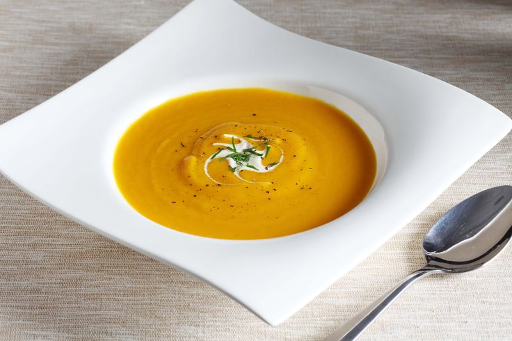 Pumpkin Soup  | Thermomix | Everyday Cookbook