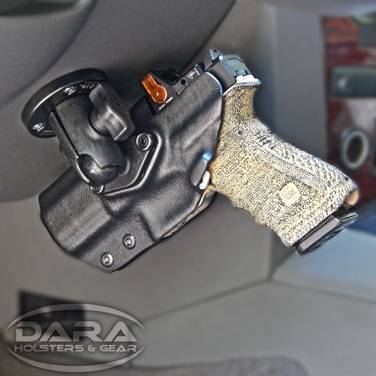 RAM Mounted™ Dara Holster with RMR Cut