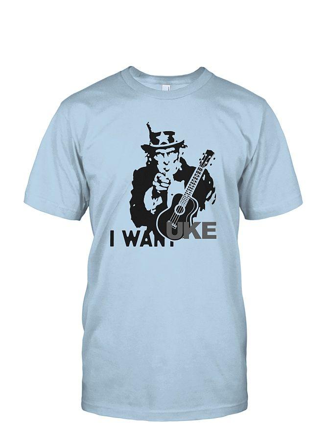I Want Uke