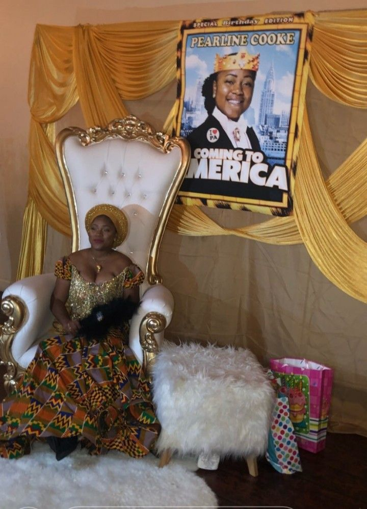 Coming To America Theme Party America Themed Party America Party African Party Theme