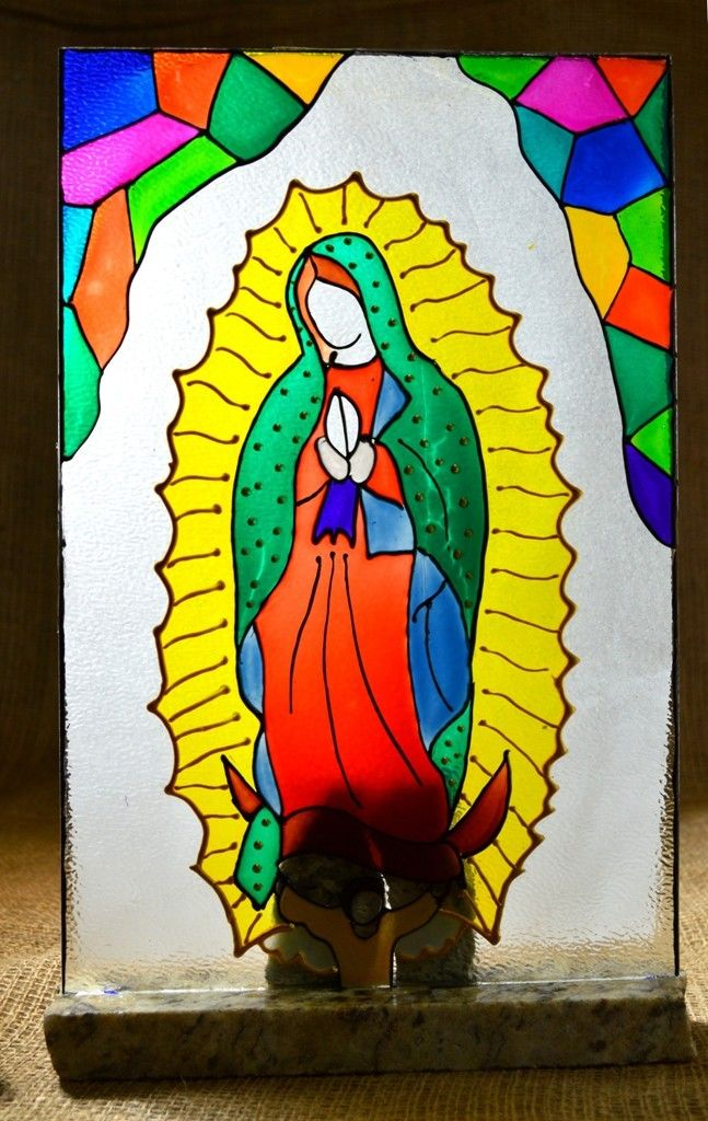 VITRAL GUADALUPE