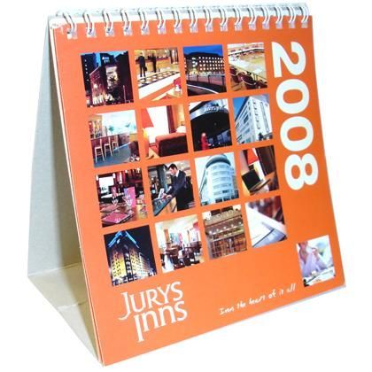 Spiral Desk Calendars