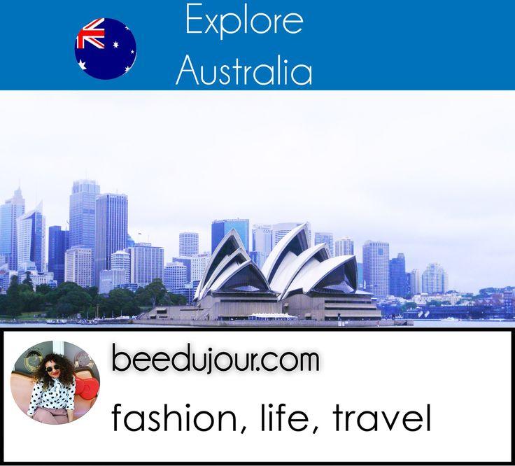 Sydney, Australia: The Sailing City Of Oz · Bee Du Jour