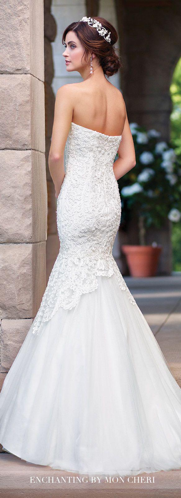 Wedding Dress  - Enchanting by Mon Cheri Bridals 2017
