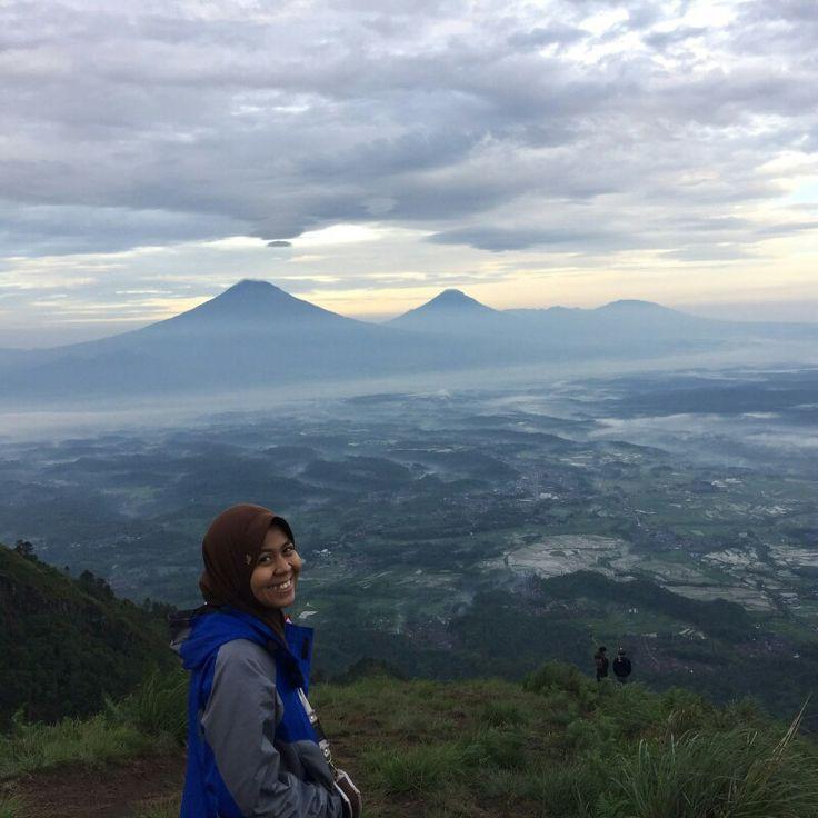 Gunung Andong, Desember 2016.