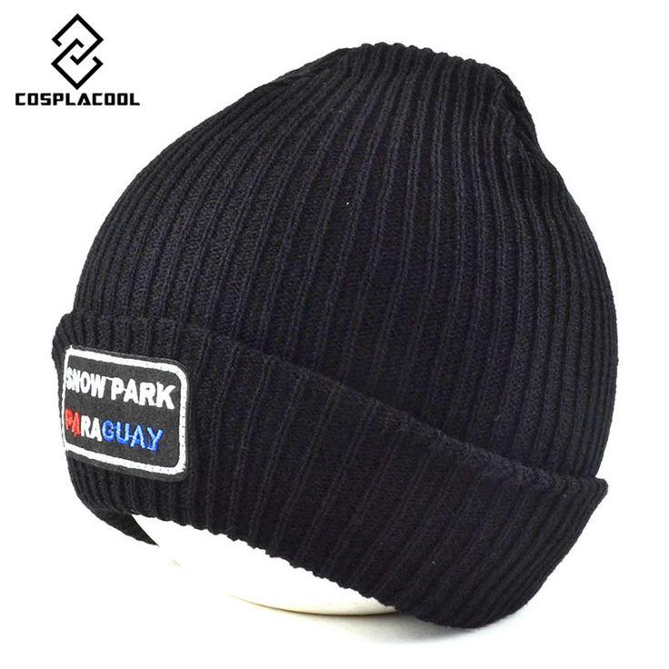$2.84 (Buy here: https://alitems.com/g/1e8d114494ebda23ff8b16525dc3e8/?i=5&ulp=https%3A%2F%2Fwww.aliexpress.com%2Fitem%2FCOSPLACOOL-Autumn-and-winter-fashion-turtleneck-cap-letters-SNOW-PARK-affixed-cloth-knitted-cap-men%2F32728814467.html ) [COSPLACOOL] Autumn and winter fashion turtleneck cap letters SNOW PARK affixed cloth knitted cap men and women knitted cap  for just $2.84