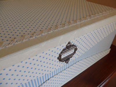 Para guardar la lencería de una novia