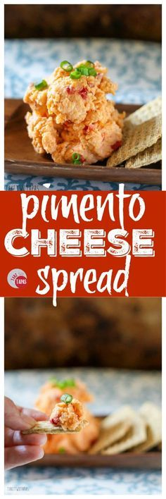 Homemade Pimento Cheese Spread | Take Two Tapas