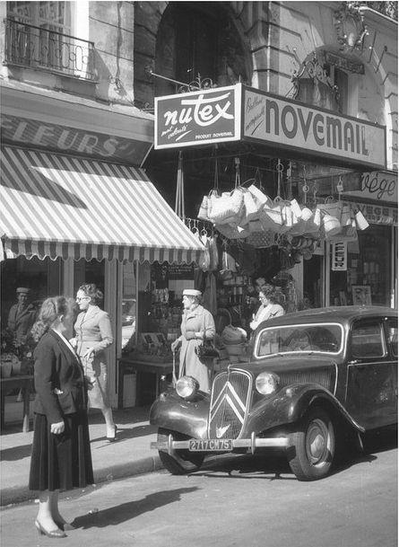 Paris 50s
