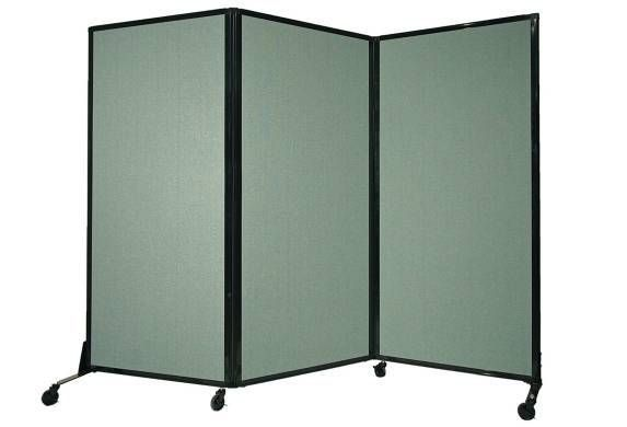 Afford-a-Wall (Folding) Portable Partition