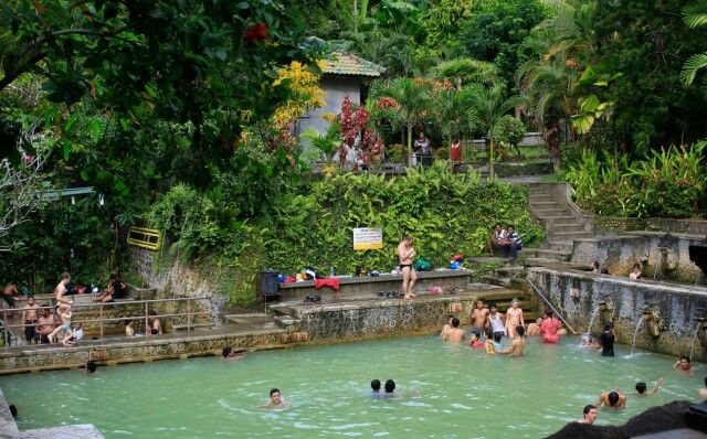 Banjar Hotspring @North of Bali