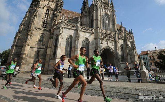 International Marathon of Peace #kosice