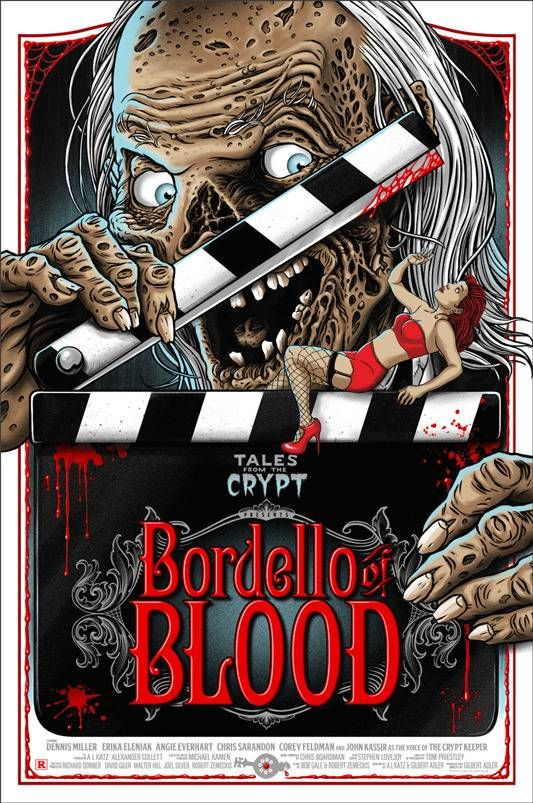 Tales From the Crypt Posters from Mondo