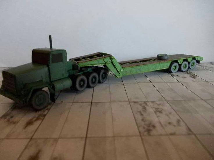 AM GENERAL M 920 & M 870 A1