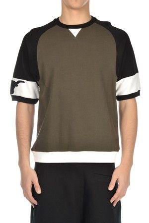 TOREAU 13 - Green / Black Sweater