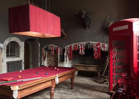 Jubilee interiors in North Yorkshire