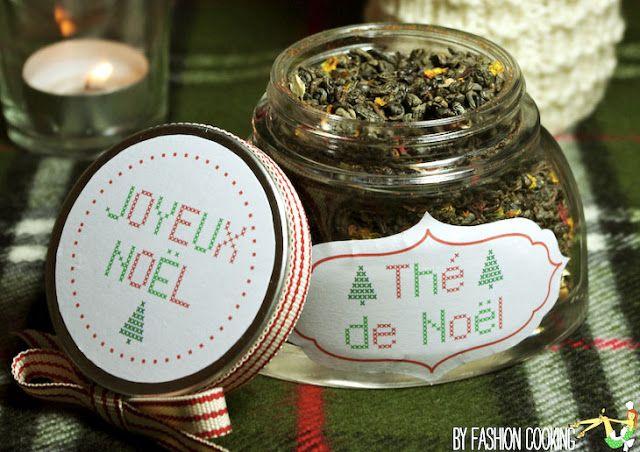 Th aux pices de no l recette de cuisine mademoiselle for Pinterest cuisine noel