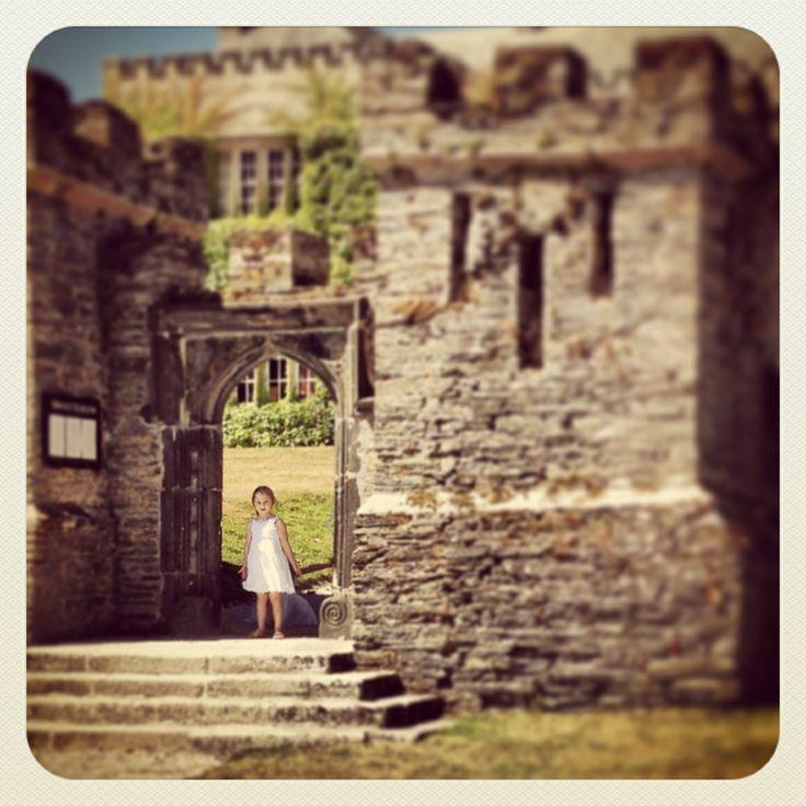 Little Princess and castle